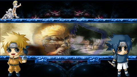 psp themes naruto - 480×272