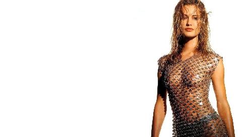 Стройные телки в прозрачной одежде 10