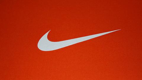 Логотип Nike на красном фоне » Логотипы » Обои для PSP ...
