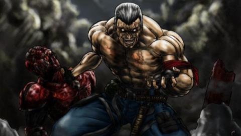 Konzept Heikichi Bryan-fury