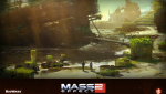 Mass Effect 2 green