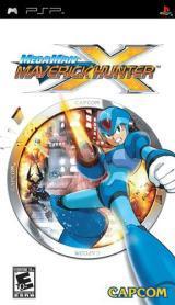 Mega Man Maverick Hunters X