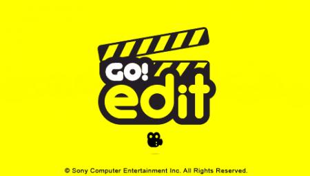 Go!Edit SoftWare