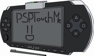 PSP Touch ME