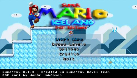Super Mario: Iceland