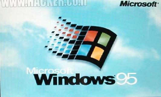 эмулятор WINDOWS 95