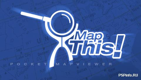 MapThis 0.5.20 for PSP & PSP Slim