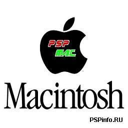 MAC OS 7.5.5 для PSP