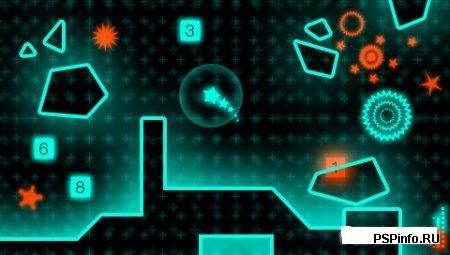 Homebrew игра The Newton War!