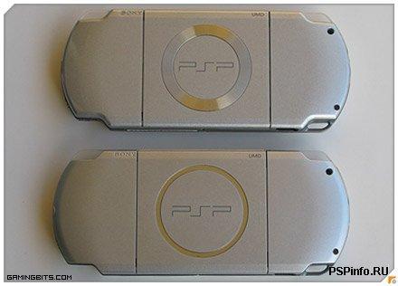 PSP-3000 VS. PSP-2000!