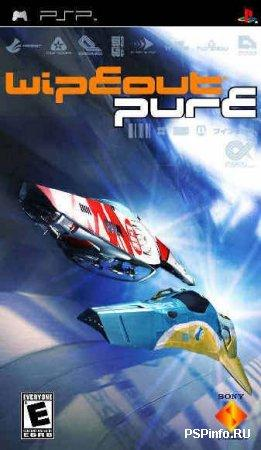 Подсказки к игре Wipeout Pure