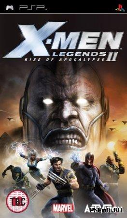 ���� � ���� X-Men Legends 2: Rise of Apocalypse