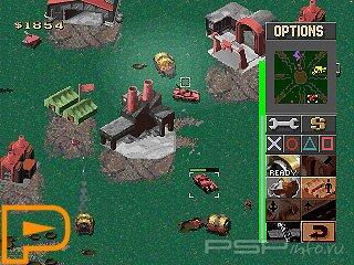 [PSX-PSP] Command and Conquer : Red alert Retaliation