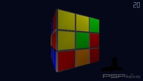 PSP Rubik's Cube v1.4