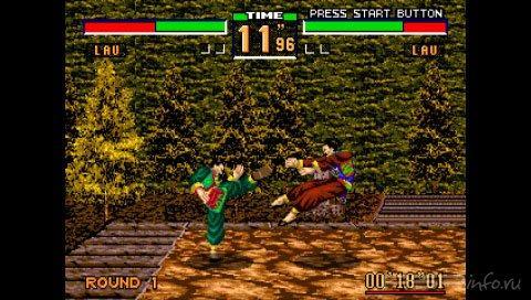 Sega Genesis Mega Brawler