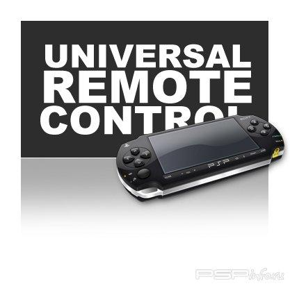 Universal Remote Control URC 2.0