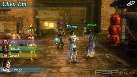 Дополнение к Dynasty Warriors: Strikeforce