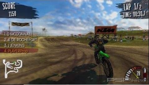 Первые скриншоты MX vs. ATV: Reflex