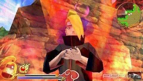 Naruto Shippuden: Legends - Akatsuki Rising [EUR]