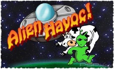 Alien Havoc! (PSP Minis)