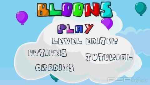Bloons (PSP Minis)