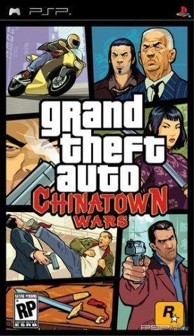 Новые скриншоты из Grand Theft Auto: Chinatown Wars