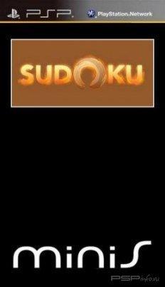 Sudoku [PSP-Minis]