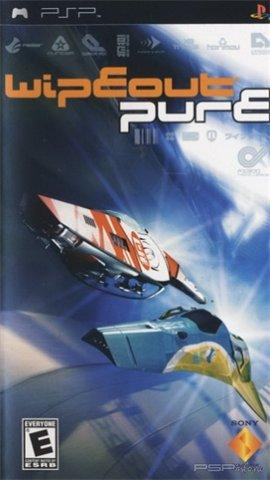Wipeout Pure [ENG]