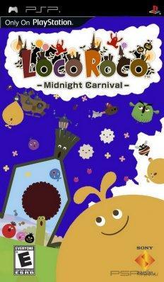 Locoroco Midnight Carnival [RUS]
