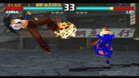 Tekken 3 Plus [RUS] [PSX]