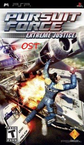 OST Pursuit Force: Extreme Justice