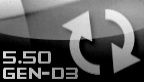 Custom Firmware 5.50 Gen D-3