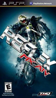 MX vs. ATV: Reflex [ENG] [WORK]