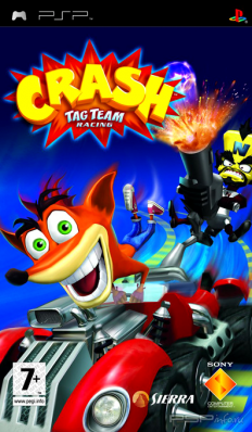 Crash tag team racing [ENG]