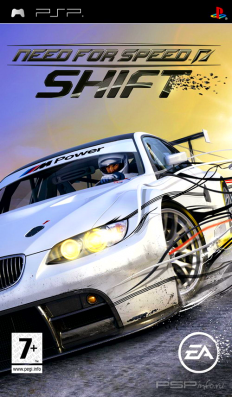 Need for Speed SHIFT [RUS-ENG]