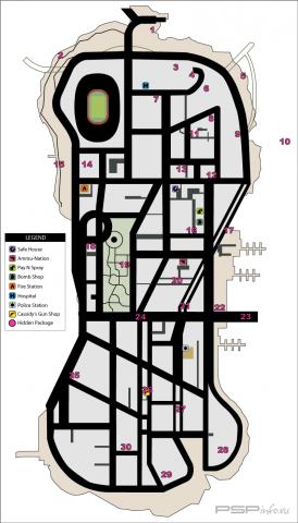 Все для Grand Theft Auto: Liberty City Stories