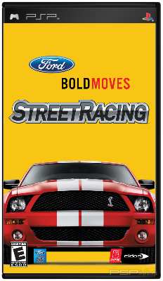 Ford Bold Moves Street Racing [FULL][ISO][RUS]