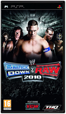WWE Smackdown Vs Raw 2010 [ENG]