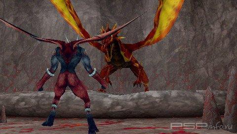 Dragoneer's Aria / RUS / JRPG / 2007 / PSP