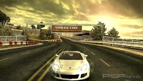 Need For Speed - Most Wanted 5-1-0 [RUS] [PSP]