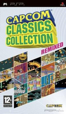 Capcom Classics Collection Remixed [FULL, ENG]