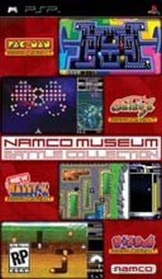 Namco Museum Battle Collection [FULL][ISO][ENG]