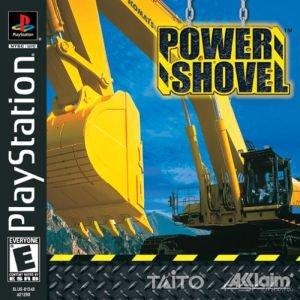 [PSX-PSP] Power Shovel: Копай и разрушай! [FULL, RUS]