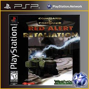 command and conquer red alert retaliation psp