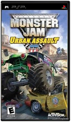 Monster Jam: Urban Assault [FULL][ISO][ENG]