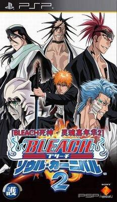 Bleach Soul Carnival 2 GameRip [OST]