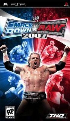 WWE SmackDown! vs. RAW 2007 /ENG/ [ISO]