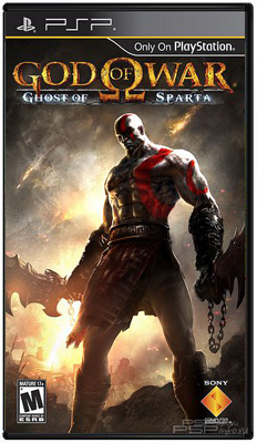 God of War: Ghost of Sparta [ENG][FULL][CSO]