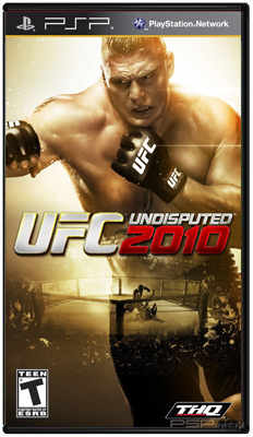 UFC Undisputed 2010 [ENG] [Patched]