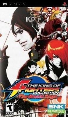 The King of Fighters Collection: The Orochi Saga [FULL][ISO][ENG]